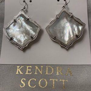 Kendra Scott Kirsten Earrings - Worn Twice!